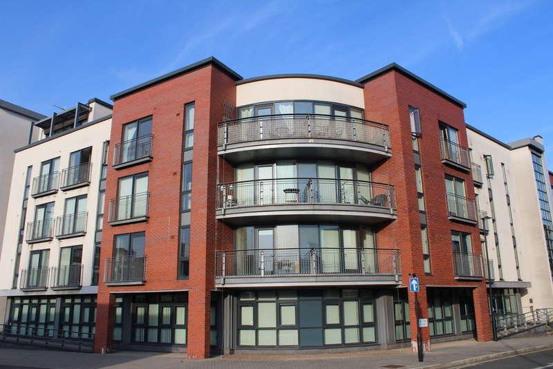 1 Bedroom Flat for sale in Apt 20, 189 Shoreham Street, Sheffield City Centre
