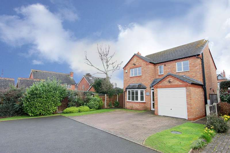 4 Bedrooms Detached House for rent in The Paddock, Pedmore, Stourbridge, DY9