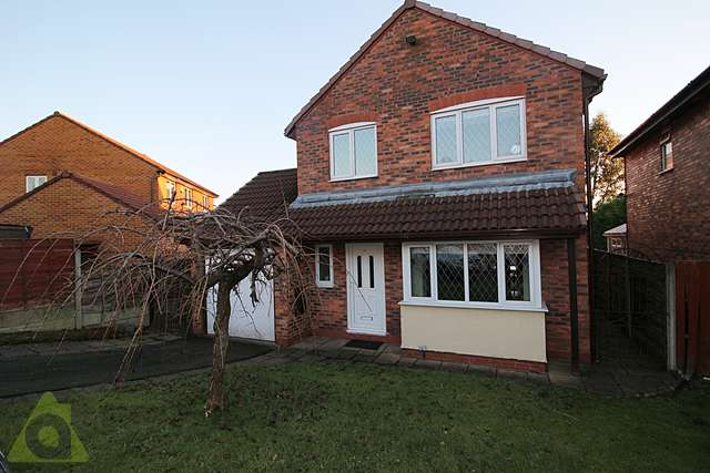 3 Bedrooms Mews House for sale in Fellbridge Close, Westhoughton, BL5