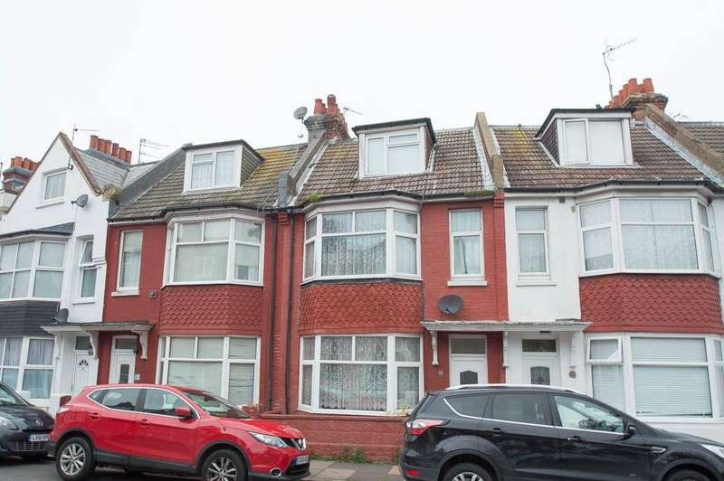 4 Bedrooms Terraced House for sale in Willowfield Road, Eastbourne