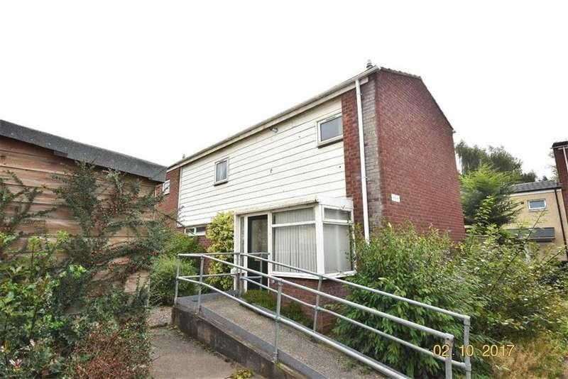 3 Bedrooms Semi Detached House for sale in 89, Lon Afallen, Trehafren, Newtown, Powys, SY16