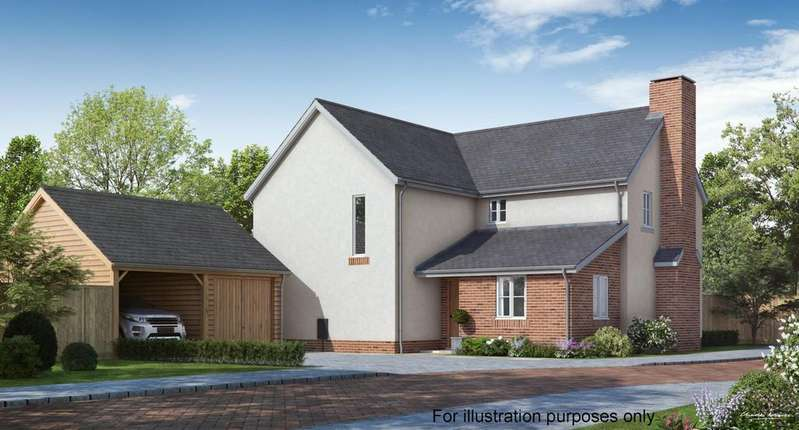 4 Bedrooms Detached House for sale in Roborough, Winkleigh