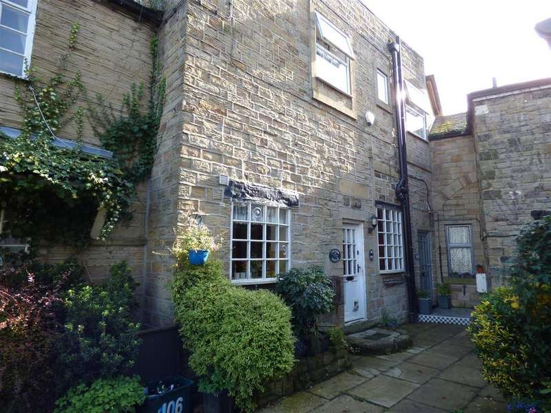 3 Bedrooms Terraced House for sale in Cliffe Lane, Gomersal/Cleckheaton