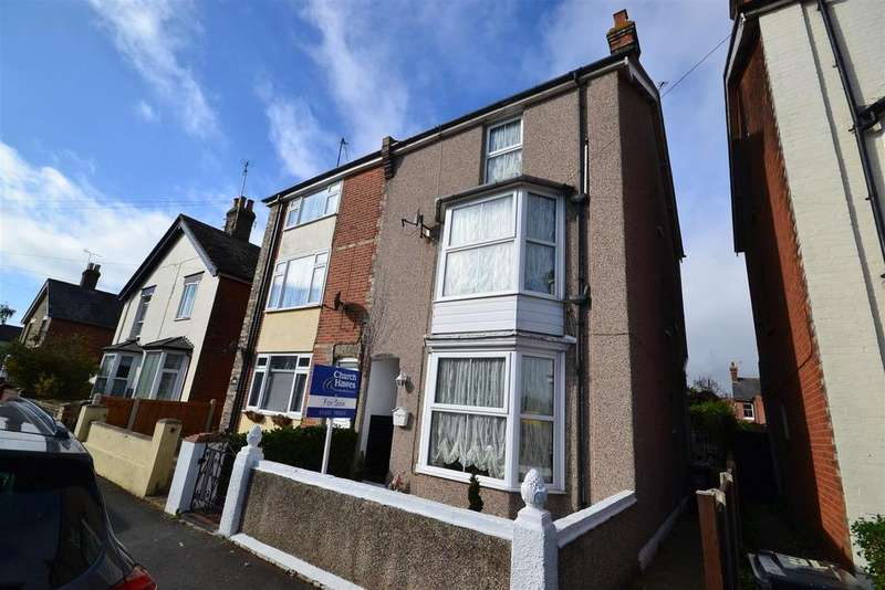 4 Bedrooms Semi Detached House for sale in Mildmay Road, Burnham-On-Crouch
