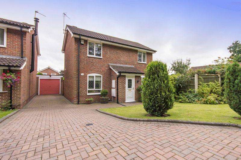 4 Bedrooms Detached House for sale in WANSFELL CLOSE, MICKLEOVER