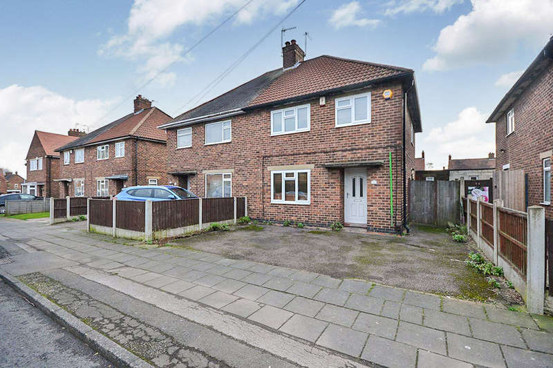 3 Bedrooms Semi Detached House for sale in Harrow Road, Hucknall, Nottingham, NG15