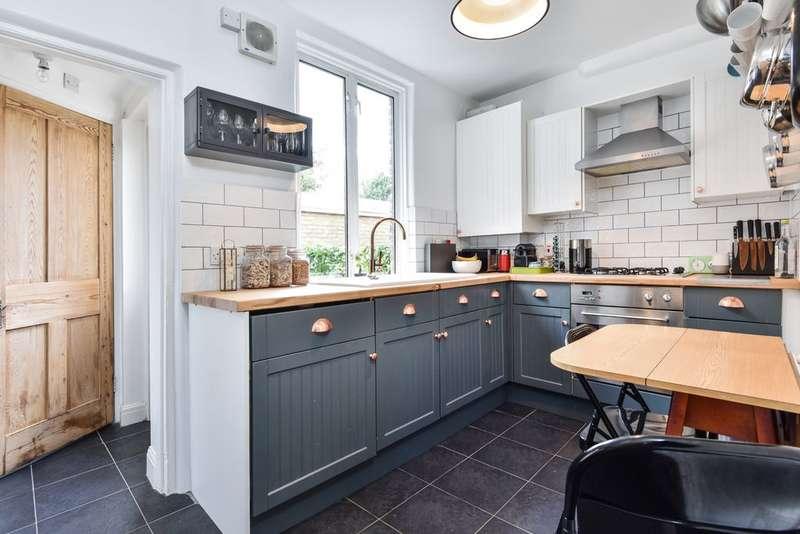 2 Bedrooms Cottage House for sale in St Johns Cottages, Maple Road, Penge, SE20