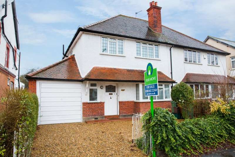 4 Bedrooms Semi Detached House for sale in St. James Road, Sutton, SM1