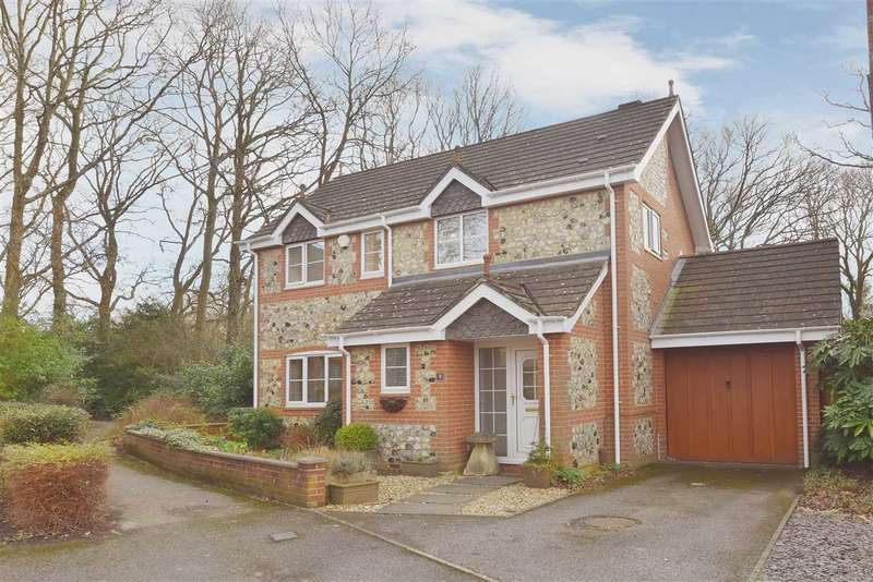 3 Bedrooms Detached House for sale in IRONBRIDGE CRESCENT, PARK GATE