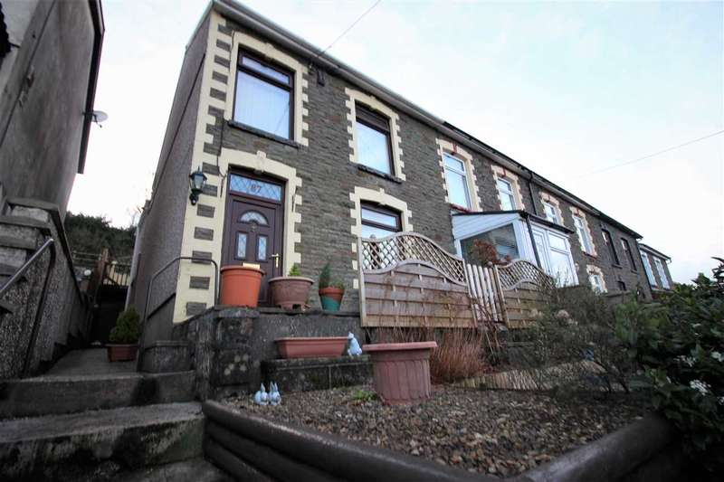 2 Bedrooms End Of Terrace House for sale in High St, Porth