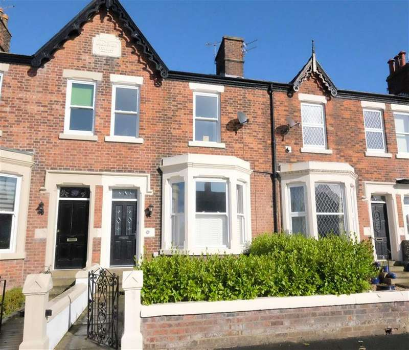 5 Bedrooms Terraced House for sale in Westby Street, Lytham