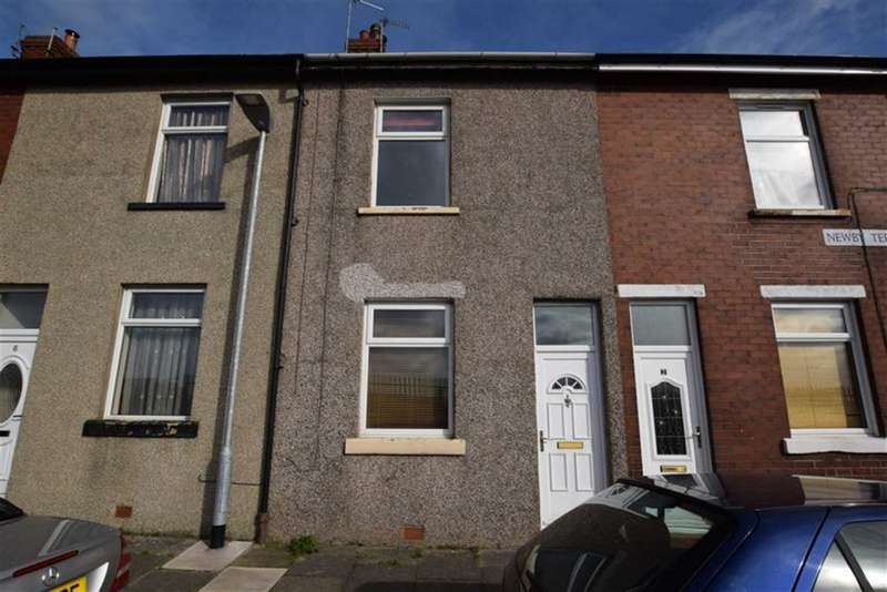 2 Bedrooms Terraced House for sale in Newby Terrace, Barrow In Furness, Cumbria