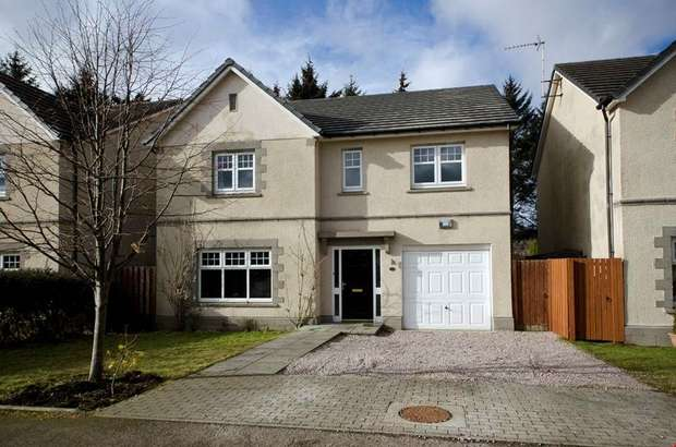5 Bedrooms Detached House for sale in King Robert's Way, Bridge of Don, Aberdeen
