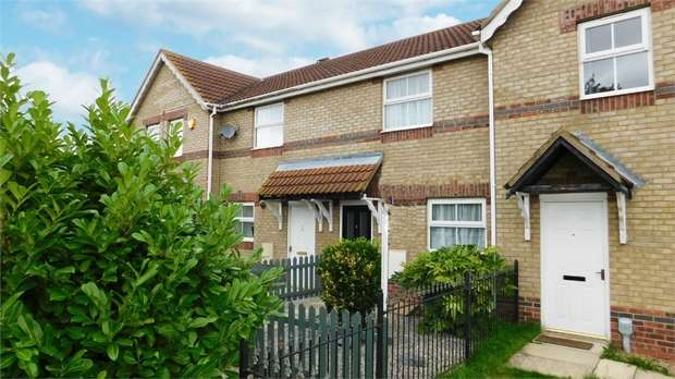 2 Bedrooms Terraced House for sale in Blackhall Close, Kingswood, Hull, East Riding of Yorkshire