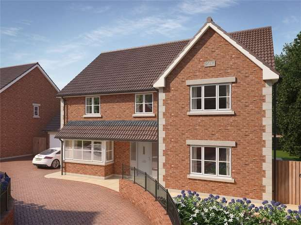 5 Bedrooms Detached House for sale in Beech House, Red Gables, Hilperton Road, Trowbridge, Wiltshire