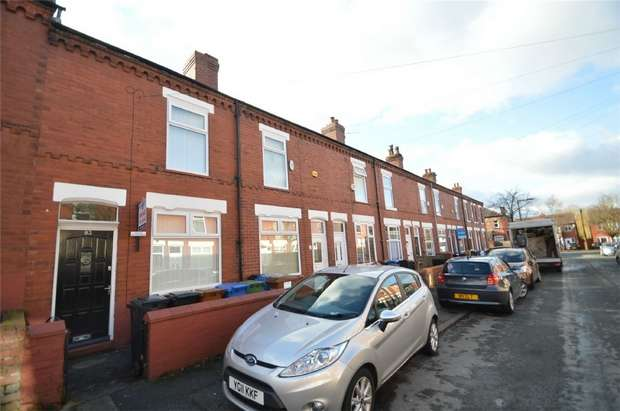 2 Bedrooms Terraced House for sale in Vienna Road, Edgeley, Stockport, Cheshire