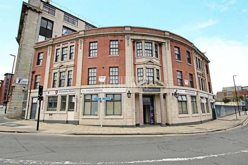 Studio Flat for sale in Alexandra House, Castlegate, Sheffield