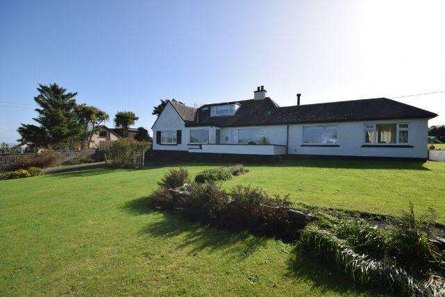 5 Bedrooms Bungalow for sale in Howe Road, Port St Mary, IM9 5LB