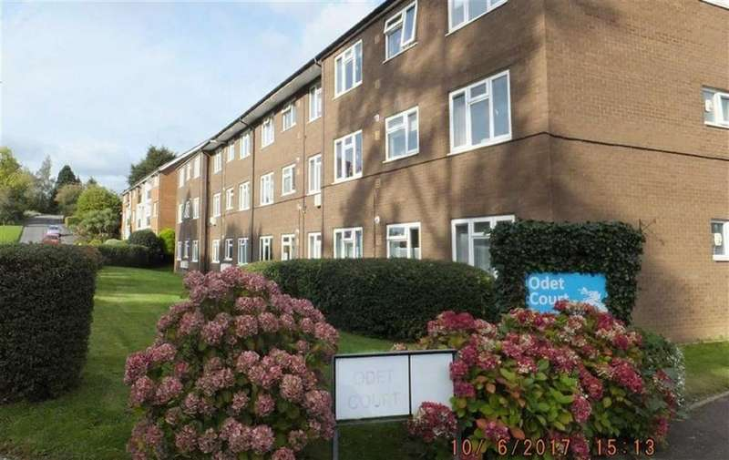 1 Bedroom Flat for sale in Odet Court, Pendwyallt Road, Whitchurch, Cardiff