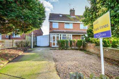 3 Bedrooms Semi Detached House for sale in Black Scotch Lane, Mansfield, Nottinghamshire