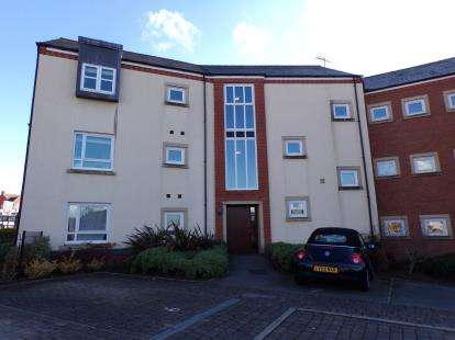 2 Bedrooms Flat for sale in Addison Drive, Stratford Upon Avon, Warwickshire