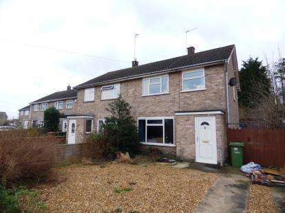 3 Bedrooms Semi Detached House for sale in Glenton Street, Peterborough, Cambridgeshire