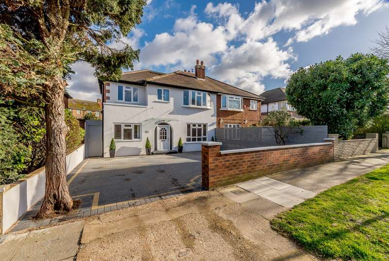 5 Bedrooms Semi Detached House for sale in Kingston Vale