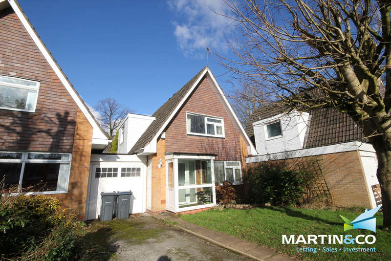 2 Bedrooms Detached House for rent in Chancellors Close, Edgbaston, B15