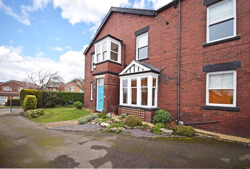 4 Bedrooms End Of Terrace House for sale in Belgravia Road, St Johns, Wakefield
