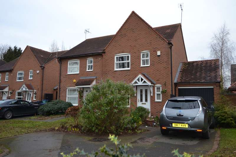 3 Bedrooms Semi Detached House for sale in Moor Green Lane, Moseley, Birmingham, B13