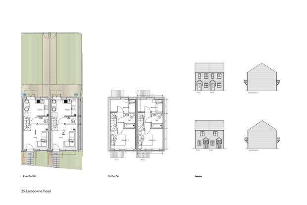 2 Bedrooms Semi Detached House for sale in Lansdowne Road, Leicester, LE2