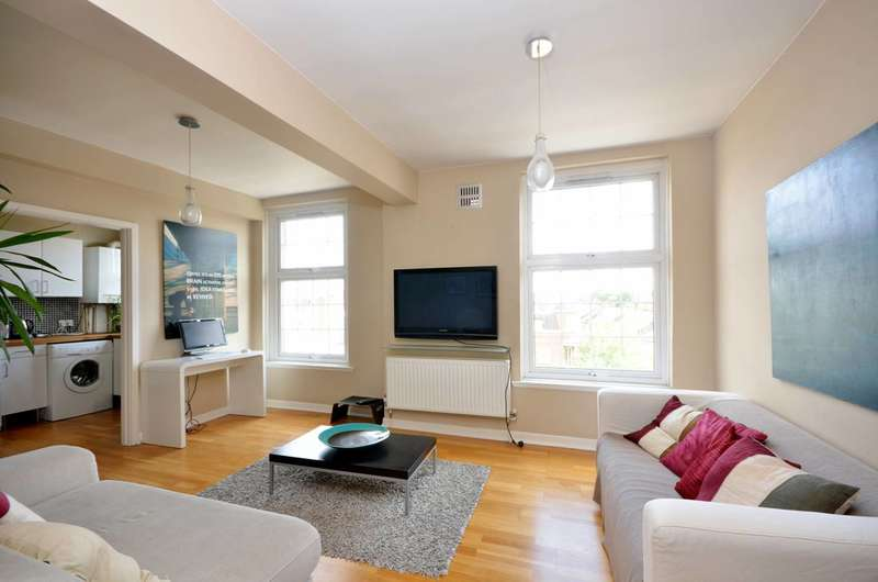 2 Bedrooms Flat for sale in Streatham Hill, Streatham Hill, SW2