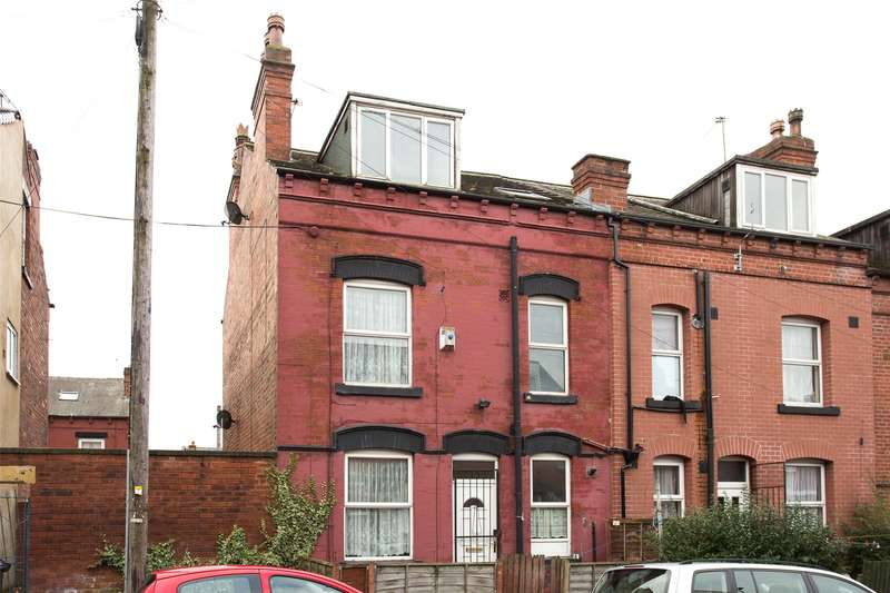 3 Bedrooms End Of Terrace House for sale in Bayswater Terrace, Leeds, West Yorkshire, LS8