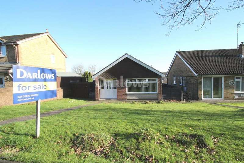 2 Bedrooms Bungalow for sale in Carmarthen Court, Hendredenny