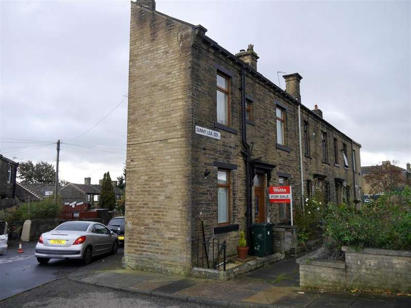 2 Bedrooms End Of Terrace House for sale in Sunny lea Terrace, Odsal, Bradford, BD6 1AT