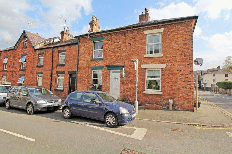 2 Bedrooms Terraced House for sale in West Street, Llangollen
