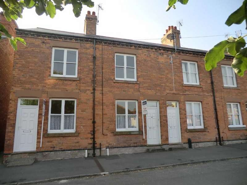 3 Bedrooms Terraced House for rent in 14 Dover Street, Southwell