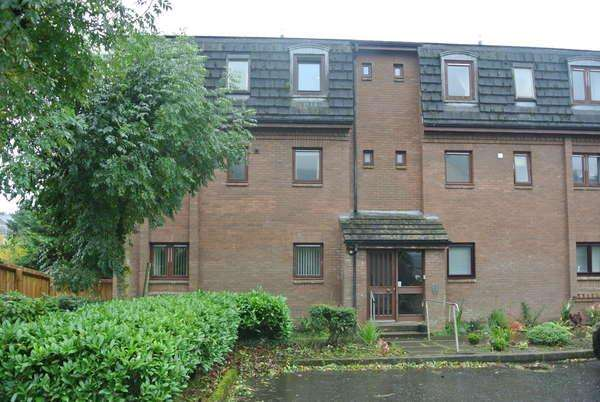 2 Bedrooms Flat for sale in 28 Park View, Strathaven, ML10 6NW