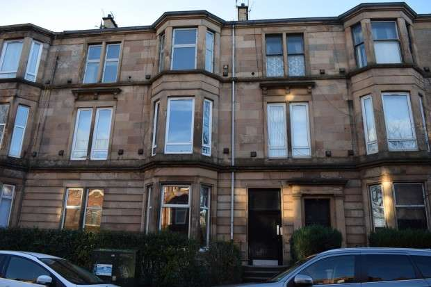 3 Bedrooms Flat for sale in 12 Percy Street, Flat 0/1, Ibrox, G51