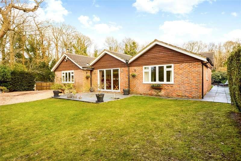 4 Bedrooms Detached House for sale in Langton Green, Tunbridge Wells, Kent, TN3