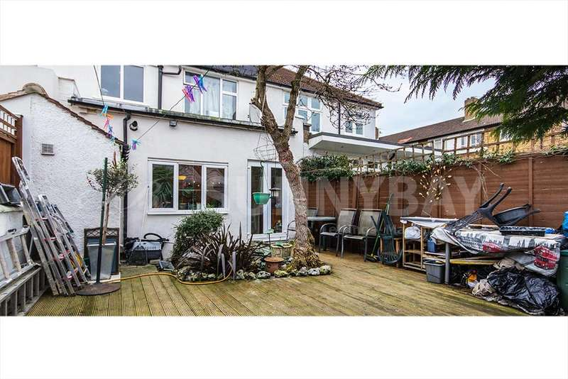 5 Bedrooms Terraced House for sale in Clovelly Road, Chiswick W4