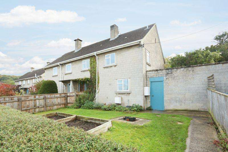 2 Bedrooms Semi Detached House for sale in Hazelbury Hill, Corsham