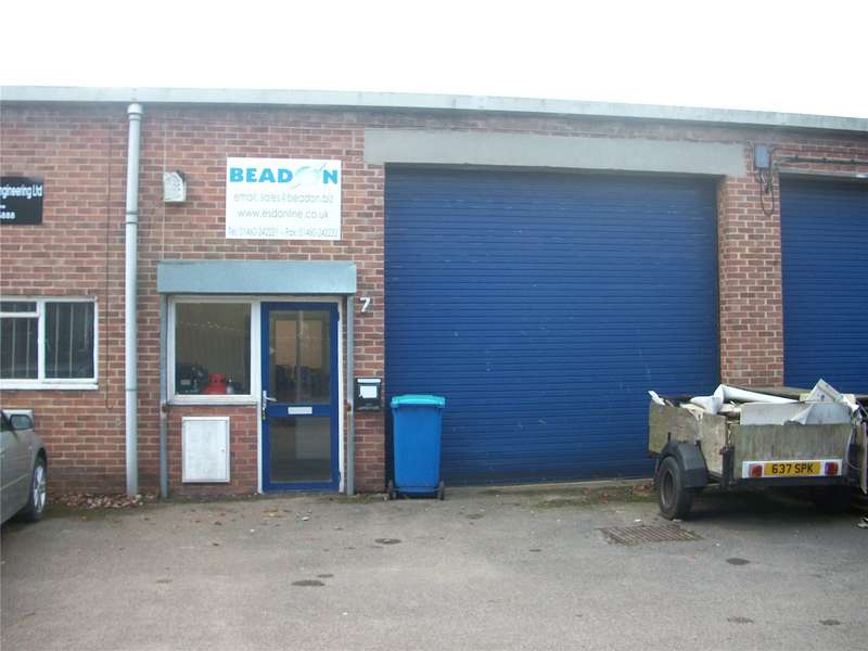 Light Industrial Commercial for rent in Bartlett Park, Millfield, Chard, Somerset, TA20