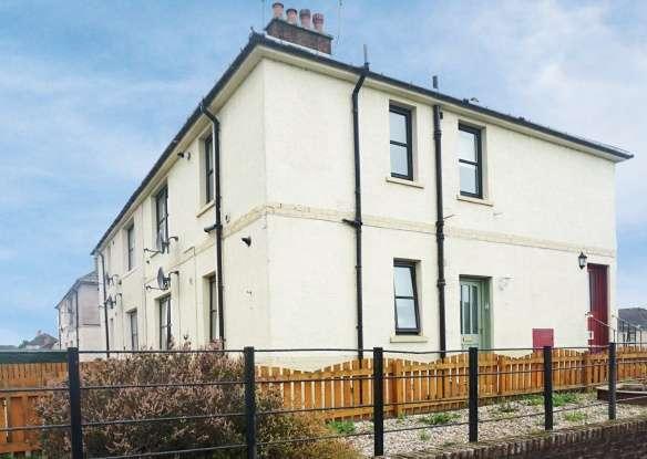 2 Bedrooms Flat for sale in Mannfield Avenue, Bonnybridge, Stirlingshire, FK4 2DA
