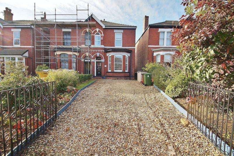 4 Bedrooms Semi Detached House for sale in Sussex Road, Southport