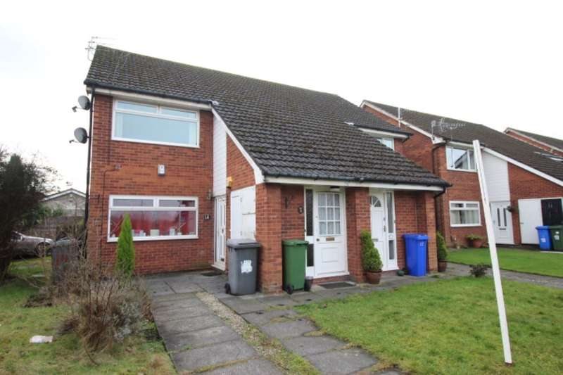 2 Bedrooms Flat for sale in Sandheys, Denton, Manchester, M34