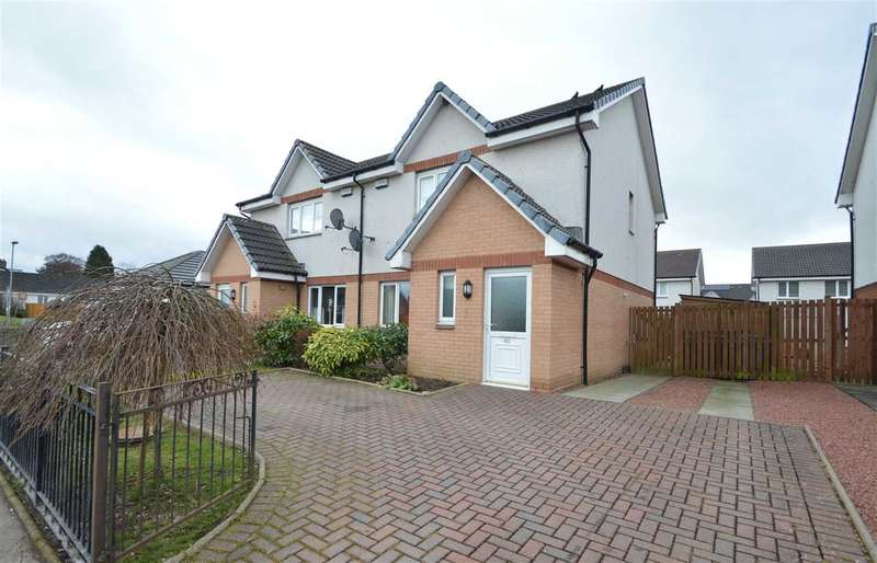 3 Bedrooms Semi Detached House for sale in Vere Road, Blackwood