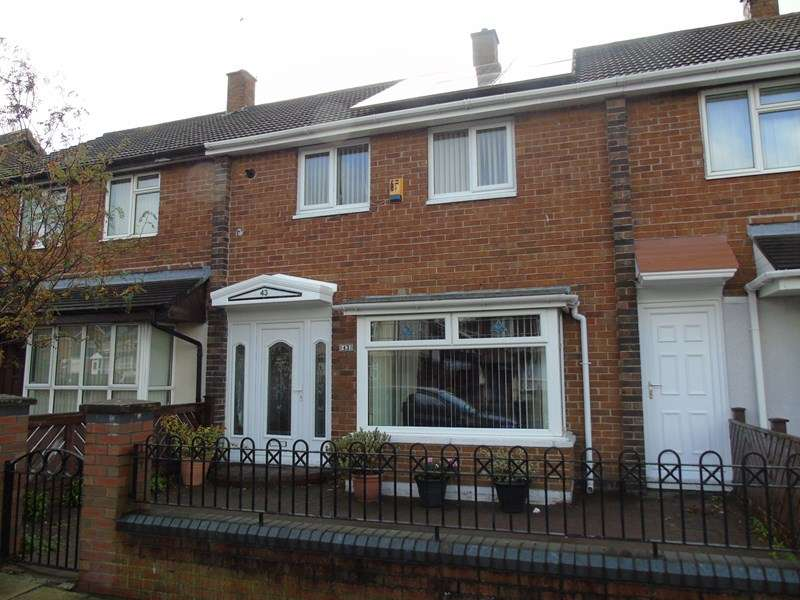3 Bedrooms Property for sale in Brunswick Road, Town End Farm, Sunderland, Tyne and Wear, SR5 4JG