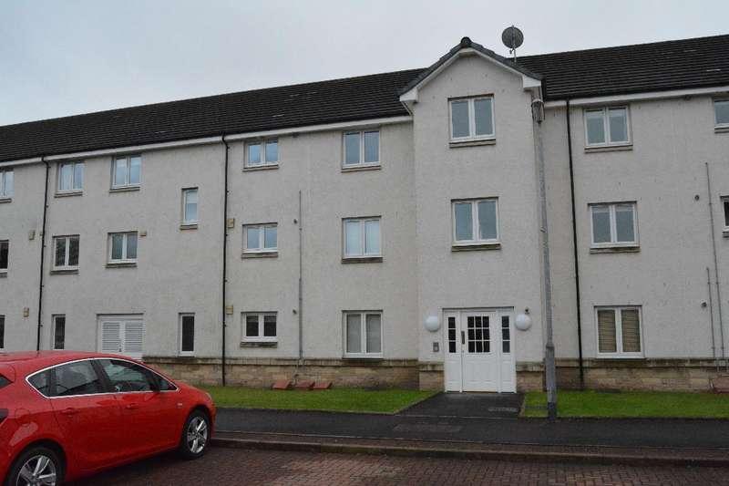 2 Bedrooms Flat for sale in 16 McCormack Place, Larbert, Falkirk, FK5 4TZ
