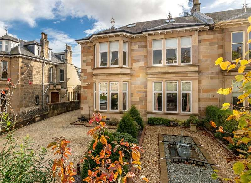 5 Bedrooms Unique Property for sale in 16A Winton Drive, Glasgow, G12